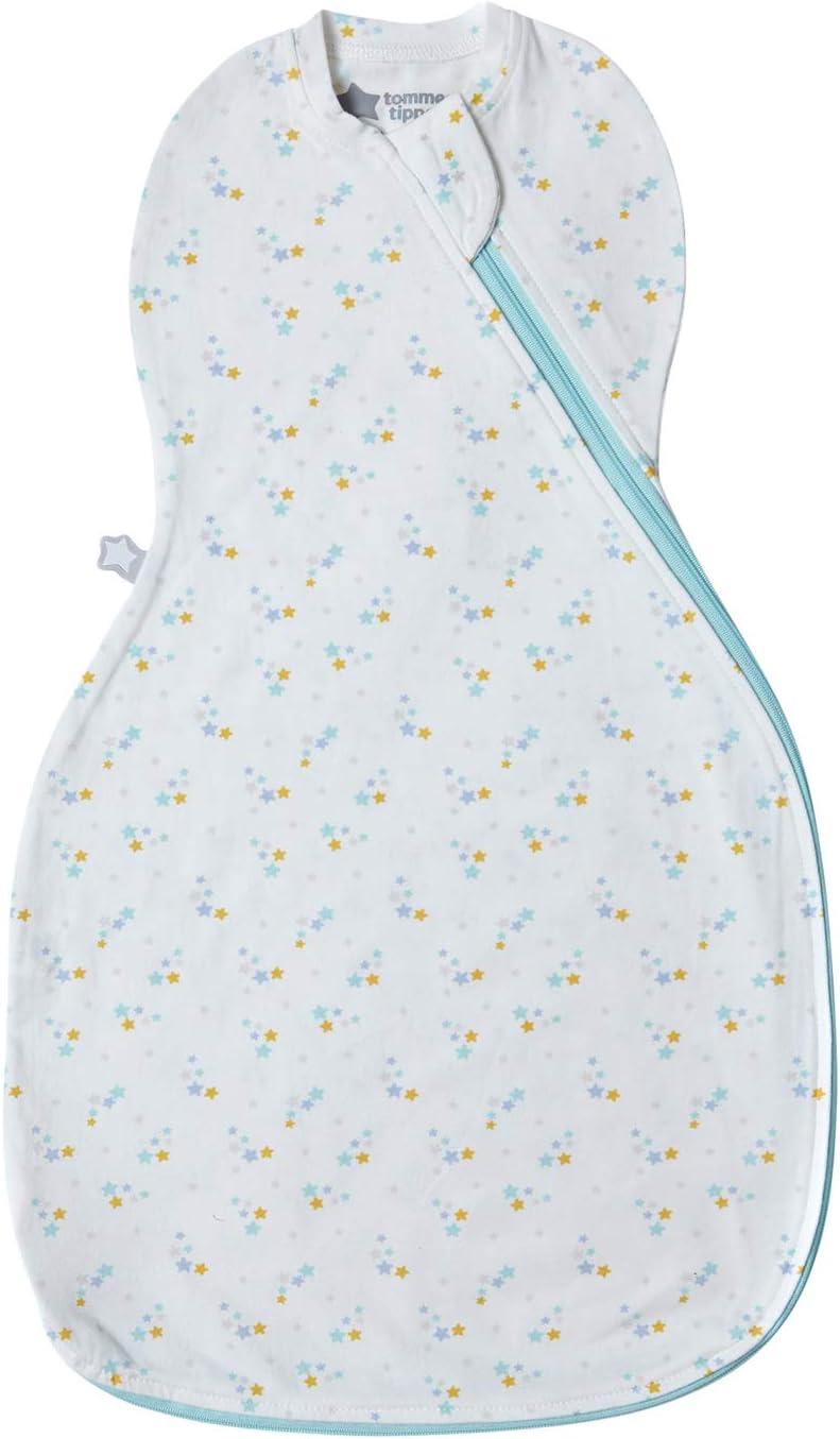 Baby Sleep Bag 3-9m 0.5 Tog Tommee Tippee The Original Grobag Newborn Snuggle Grey Marl