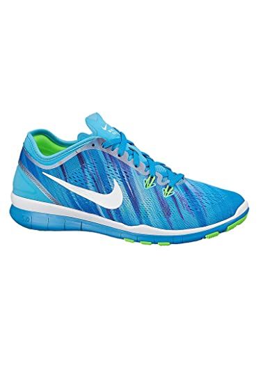 e2d16bda129a ... promo code for nike wmns free 5.0 tr fit 4 629832103 yellow blue green  print 6
