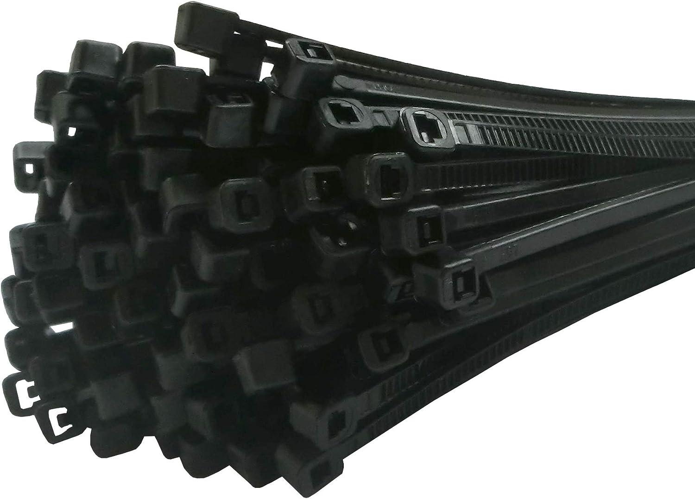Fix/&Easy bridas para cables 2,5x100mm bamb/ú beige 100 pieza para protecci/ón de la privacidad Valla de bamb/ú para Balc/ón Jard/ín terrazas