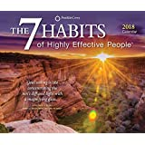 7 Habits of Highly Effective People, The 2018 Desktop Box Calendar