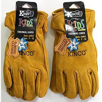 Kinco 50RL-Y (2-Pack) Warm Winter Gloves - Work Glove