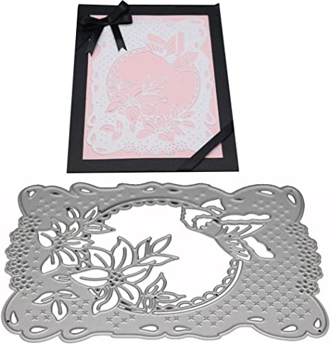 Flower Metal Cutting Dies Stencils For DIY Scrapbooking Photo Album Paper Cards