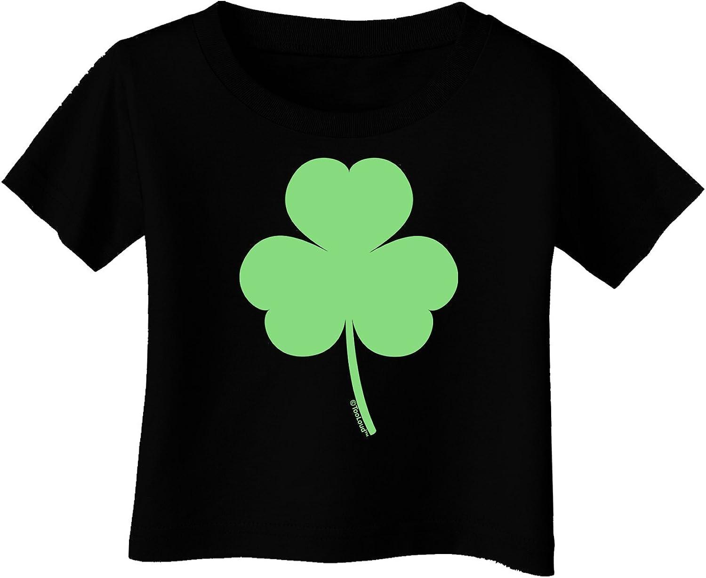 TooLoud Traditional Irish Shamrock Infant T-Shirt Dark