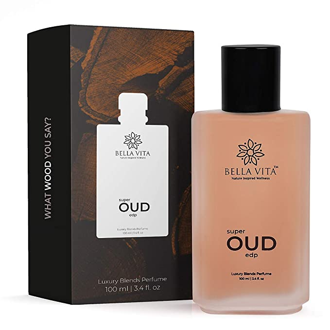Buy Bella Vita Organic Super Oud Unisex Perfume For Men & Women, 100ml Online at Low Prices in India - Amazon.in