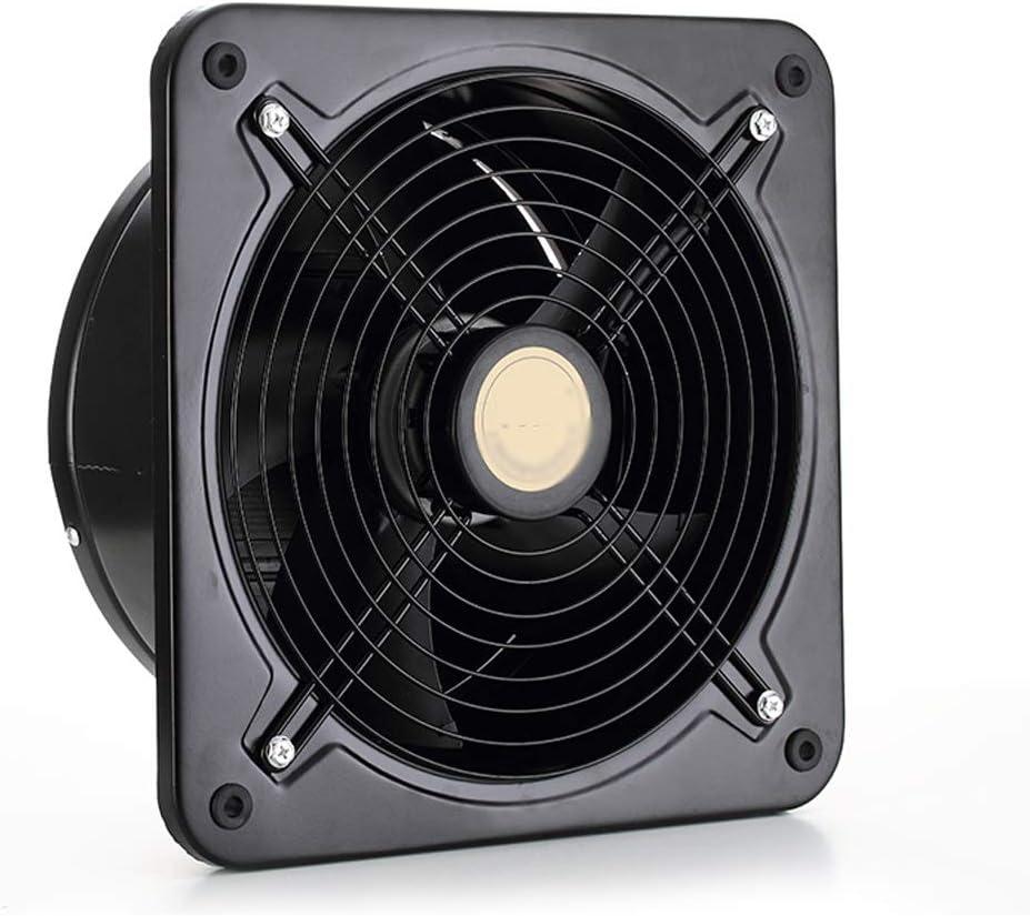 LXZDZ Extintor, alta velocidad, Ventilador de ventilación fuerte, Cocina Baño de Proyectos de escape de ventilación