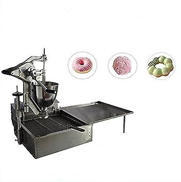 Automático comercial eléctrico eléctrica en forma de rosquilla Donut Panificadora Donut 300pcs/H de la