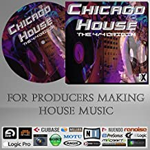 Chicago House - The 4/4 Origin - Wav Pack - Loops & Samples - Ableton Live, Steinberg Cubase / Nuendo, Sony Acid, Bitwig, Studio One, Reaper, Fl Studio, Logic Pro x, GarageBand, Native Instruments