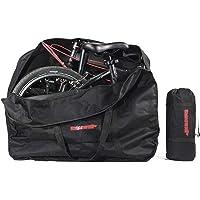 DEREiz Bicycle Travel Carrier Bag Folding Bike Storage Bag Folding Bike Bag 14inch/20inch for Outdoor Transport Flights Car Train Trip