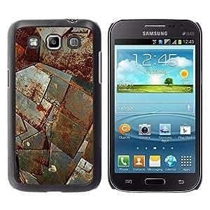 Be Good Phone Accessory // Dura Cáscara cubierta Protectora Caso Carcasa Funda de Protección para Samsung Galaxy Win I8550 I8552 Grand Quattro // Sheet Metal Rust Ship Corrosion Cons