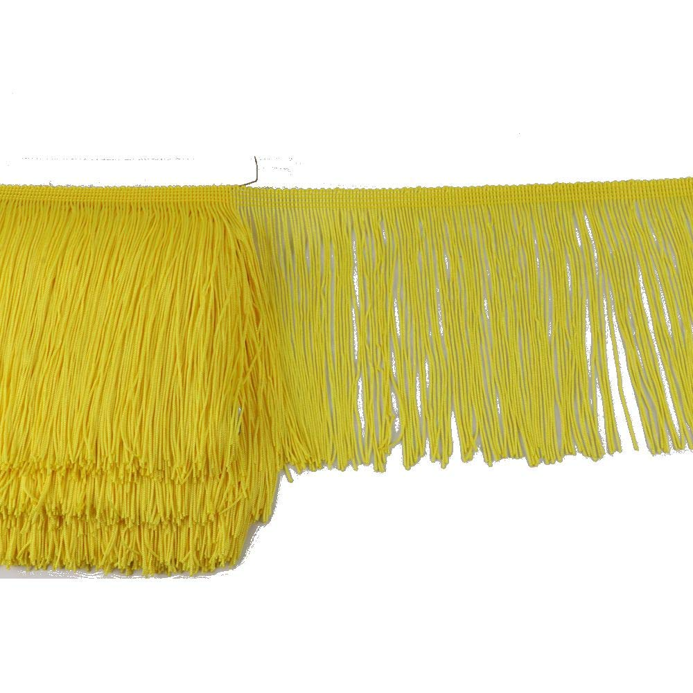 Lake Blue Heartwish268 Fringe Trim Lace Polyerter Fibre Tassel 6inch Wide 10 Yards Long for Clothes Accessories Latin Wedding Dress DIY Lamp Shade Decoration Black White Red
