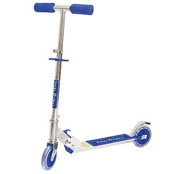 Brubaker enfants Scooter en aluminium Roller Big Wheel 125 ...