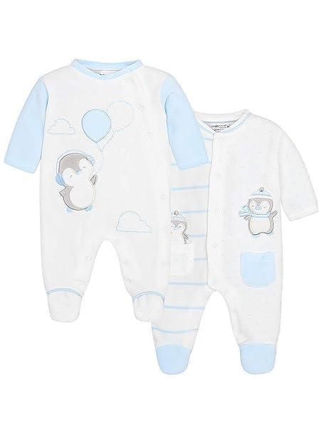 Mayoral 18-02736-058 - Pijama para bebé niño 4-6 Meses