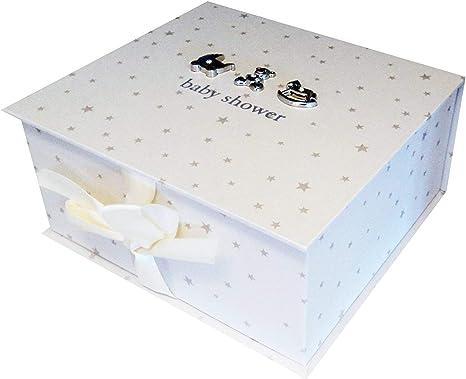 Bambino by Juliana – Baby Shower – Caja de recuerdos, cg1061 – Nuevo: Amazon.es: Bebé