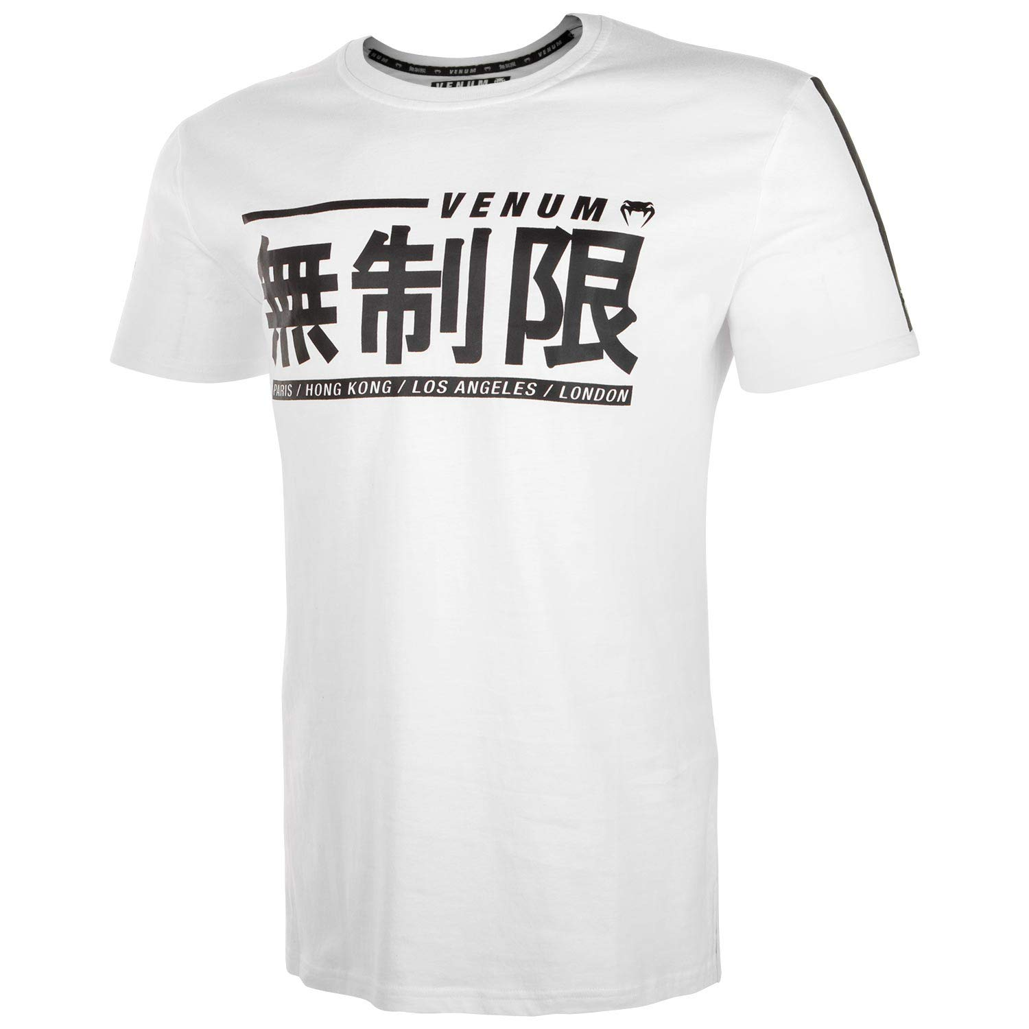 90d8cef17315 Venum Limitless T-Shirt - White T-Shirt Men | Amazon.com