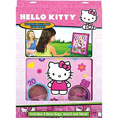 Bean Bag Toss Game | Hello Kitty Collection | Party Accessory: Toys & Games