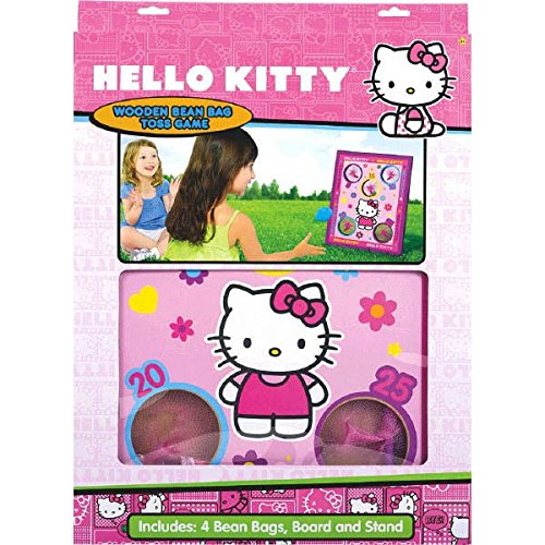 Bean Bag Toss Game | Hello Kitty Collection | Party Accessory