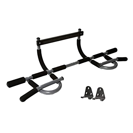 e86530d1721 Amazon.com   Iron Gym Total Upper Body Workout Bar - Extreme Edition   Pull  Up Bars   Sports   Outdoors