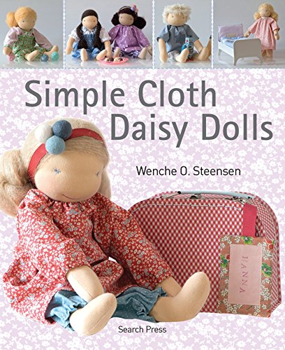 Cloth Daisy Dolls - Face How To Measure Shape