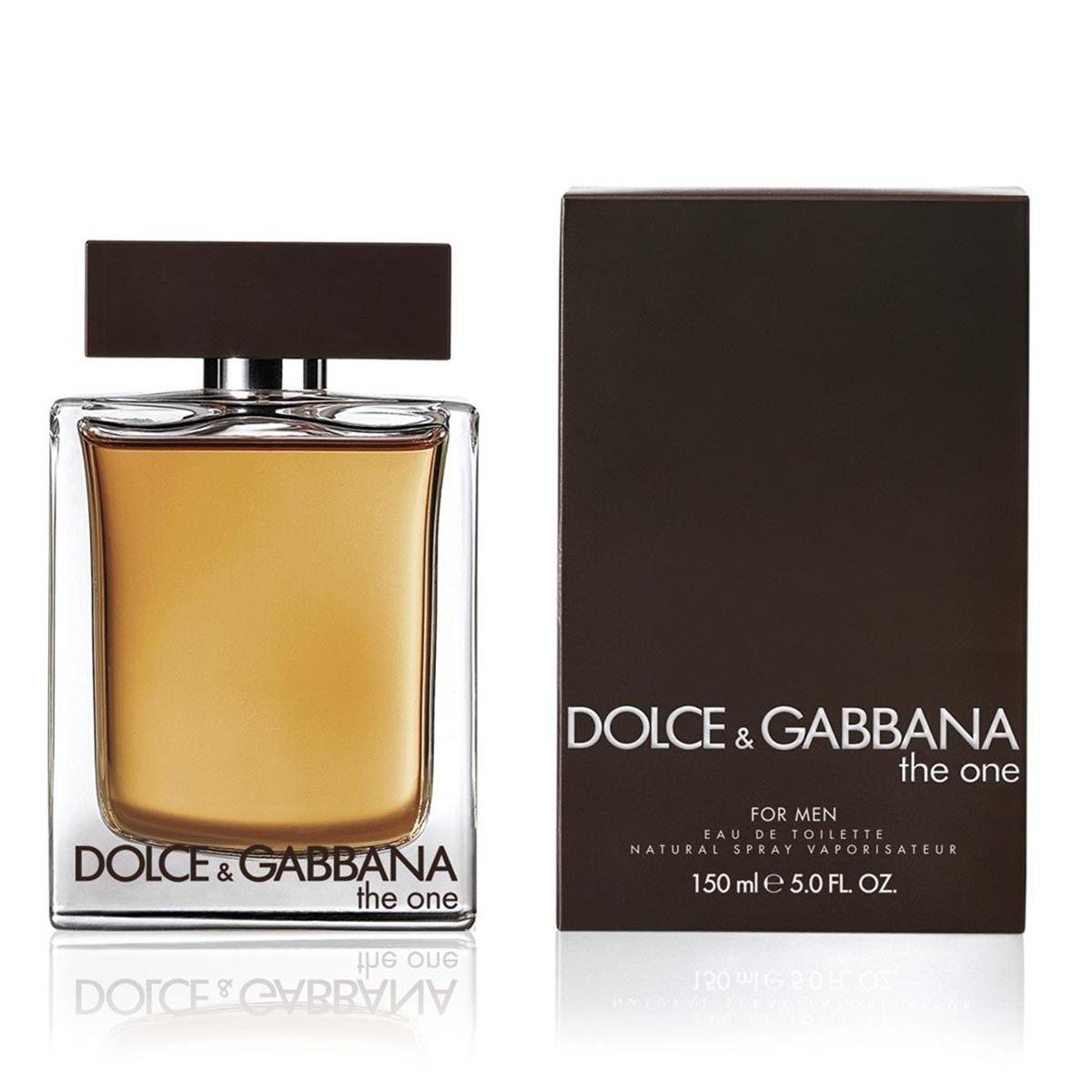 Dolce & Gabbana The One Men Agua Colonia, 150 ml
