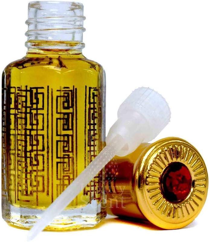 Aceite de sándalo, botella de 3 ml, sin alcohol, aroma amaderado ...