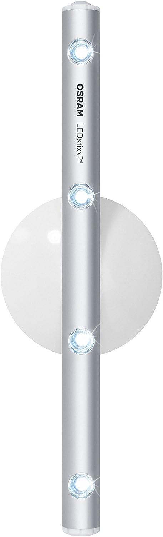 6er LED linternas set OSRAM crosser micro incl baterías