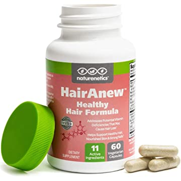 cheap Naturenetics HairAnew 2020