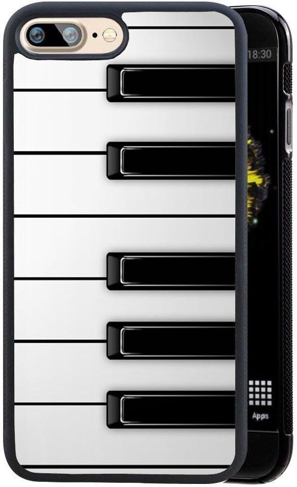 Funda para iPhone 8 Plus, Teclado de Piano, Funda para iPhone ...