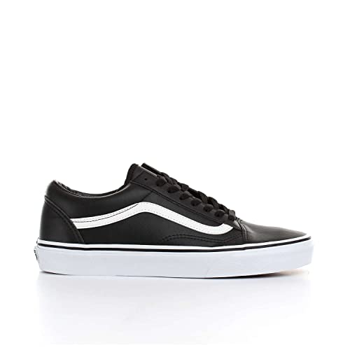 vans old skool leather sneaker unisex adulto