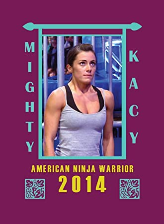 Amazon.com: American Ninja Warrior Kacy Catanzaro Collector ...
