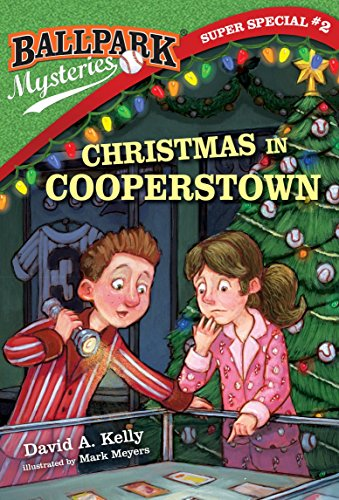 Ballpark Mysteries Super Special #2: Christmas in Cooperstown -