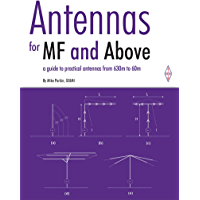 Antennas for MF and Above: A guide to practical antennas from 630m to 60m