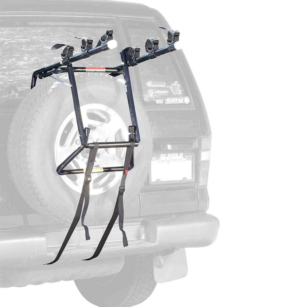 Allen Sports Deluxe 3-Bike Spare Tire Mount Rack