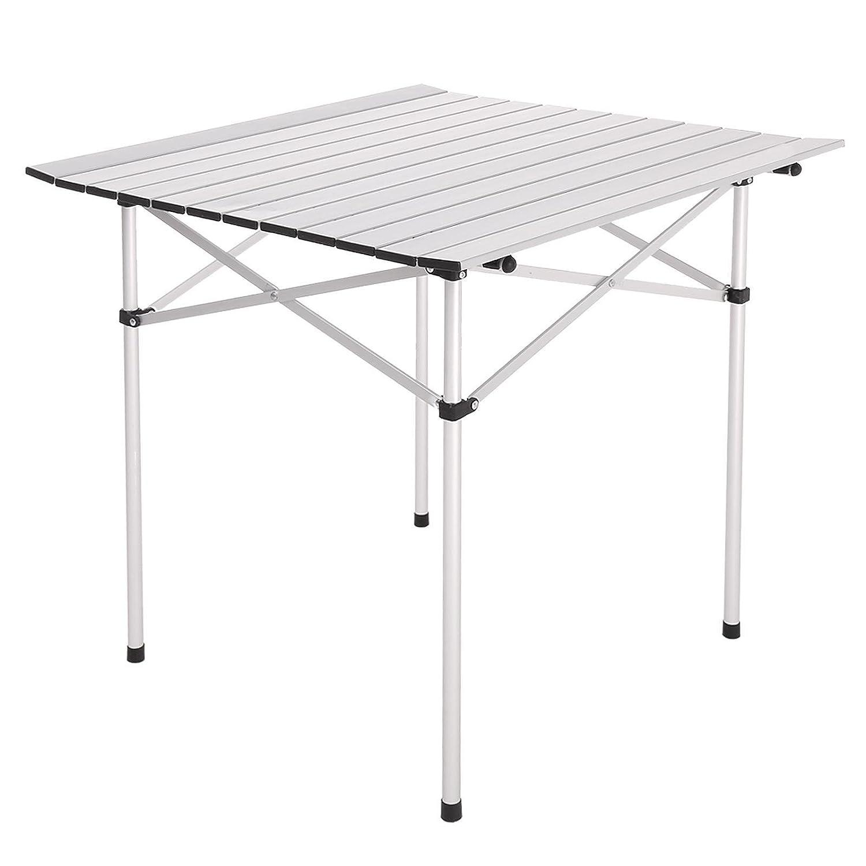 Beautytalk Campingtisch Klapptisch Tragbarer Tisch im Freiencamping ...