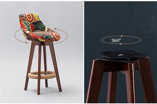 Inicio taburete de muebles de interior para ocio retro bar sedia