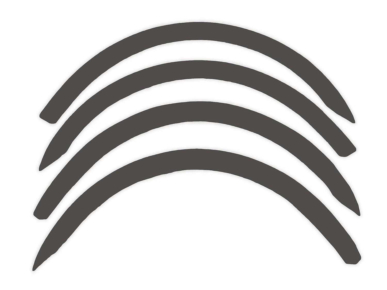 R.S.N. 525 para pintar rueda arcos, Fender tapacubos extensiones, para óxido: Amazon.es: Coche y moto