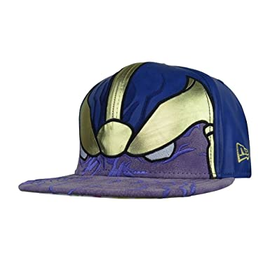 New Era Thanos Armor Guardians Of The Galaxy 59Fifty Fitted Hat - Purple -  7 1 f7f21dab711