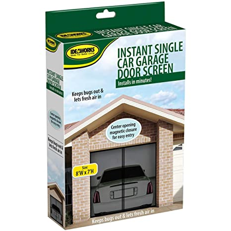 Merveilleux Jobaru0027s 82 4868 Single Garage Screen Door
