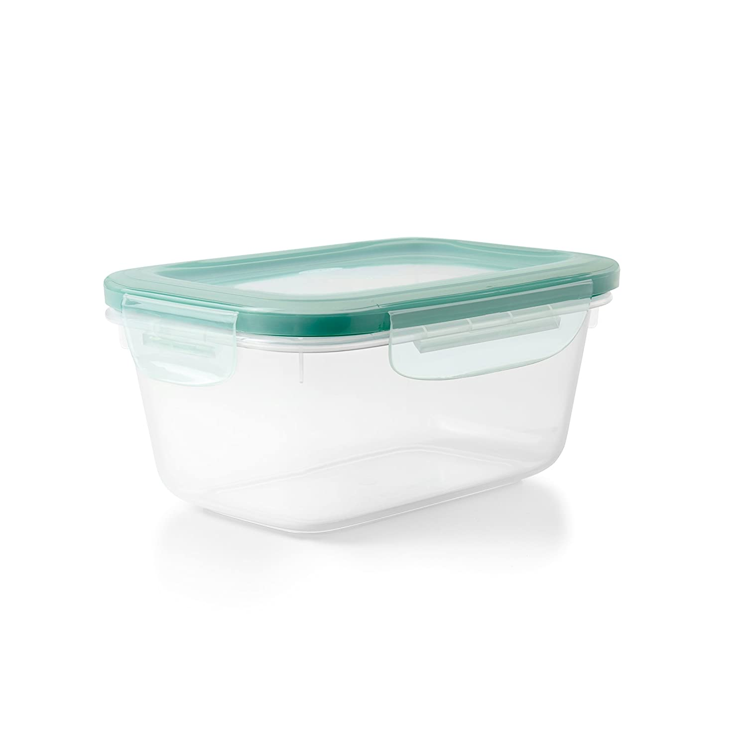OXO Good Grips 1.6 Cup SNAP Leak Proof Food Storage Container, Clear 11175400