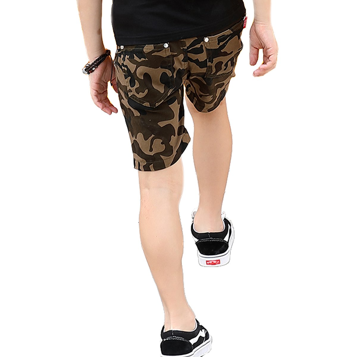 NABER Kids Boys Fashion Camouflage Summer Cargo Shorts Age 4-13 Years