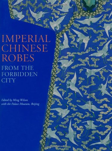 Imperial Chinese Robes: From the Forbidden (Qing Emperor Costume)