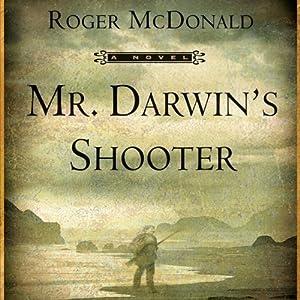 Mr. Darwin's Shooter Audiobook