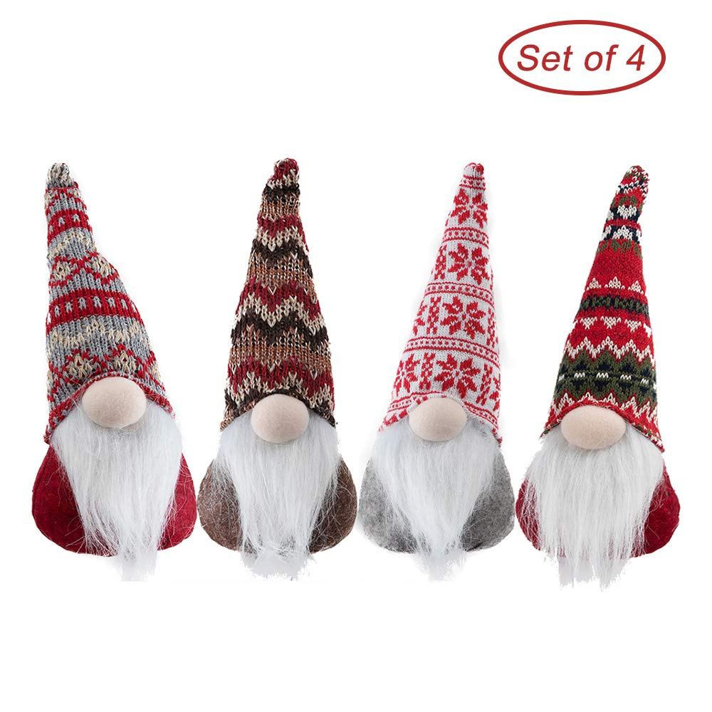 Swedish Christmas Gnome Set - darling tomte!