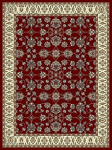Large Rugs for Living Room 8x11 Red Traditional Clearance Area Rugs 8x10 Under 100 Prime Rugs 100 Traditional Furniture