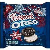 Oreo Firework Sandwich Cookies, 10.7 Ounce
