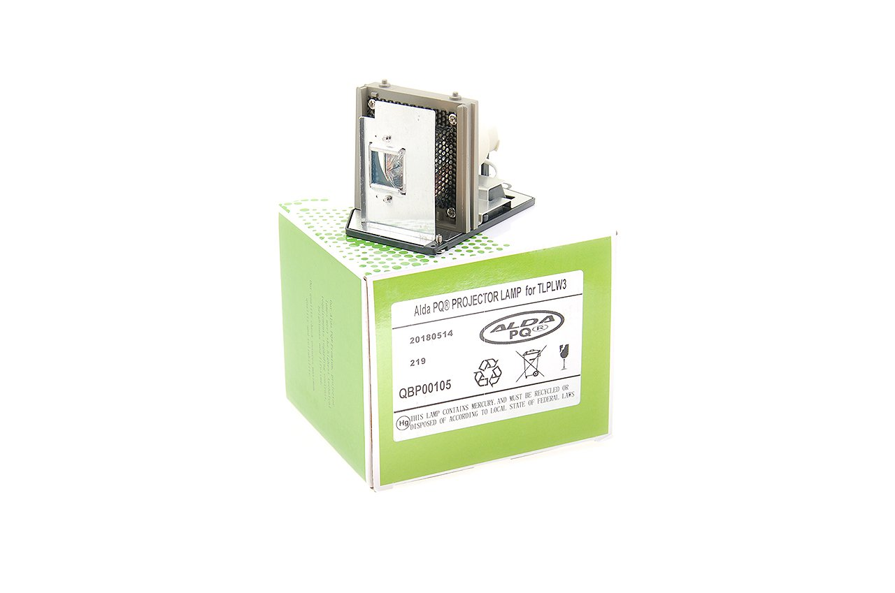 Alda PQ-Premium, Lámpara de proyector compatible con TLPLW3 para ...