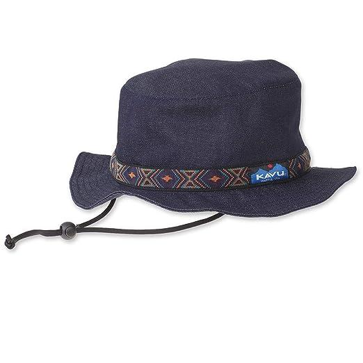 a137aece7 Amazon.com : KAVU Strap Bucket Hat : Clothing