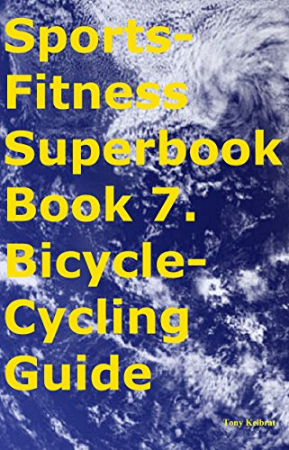 Sports-Fitness Superbook Book 7. Bicycle-Cycling - Jobs Triathlon