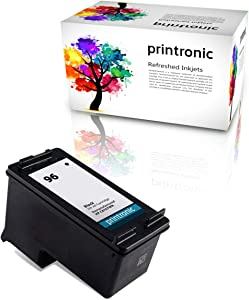 Printronic Remanufactured Ink Cartridge Replacement for HP 96 C8767WN (1 Black)