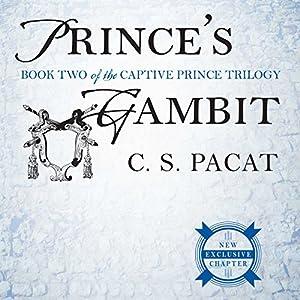 Prince's Gambit Audiobook