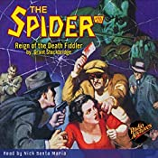 The Spider #20: Reign of the Death Fiddler | Grant Stockbridge